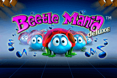 logo beetle mania deluxe novomatic slot game