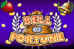 logo bell of fortune playn go