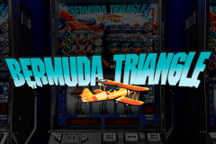 logo bermuda triangle playtech slot game