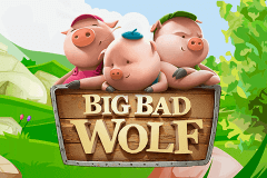 logo big bad wolf quickspin slot game