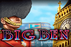 logo big ben aristocrat slot game