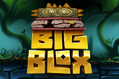 logo big blox yggdrasil slot game