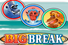 logo big break microgaming slot game