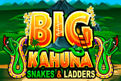 BIG KAHUNA SNAKES AND LADDERS MICROGAMING SLOT GAME