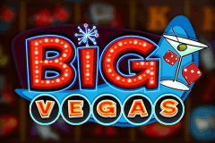 logo big vegas bally slot game