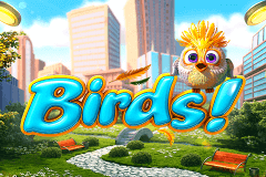 logo birds betsoft slot game