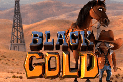 logo black gold betsoft slot game