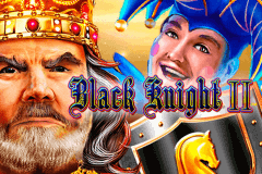 logo black knight 2 wms slot game