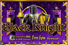 logo black knight wms slot game