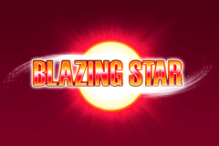 logo blazing star merkur slot game