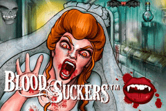 logo blood suckers netent slot game