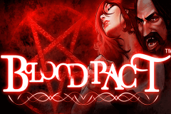 logo bloodpact gaming1 slot game