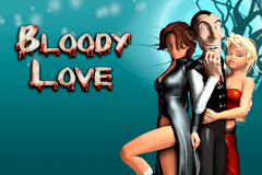 logo bloody love novomatic slot game