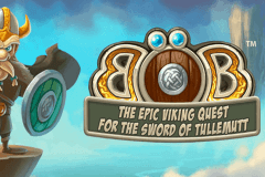 logo bob the epic viking quest netent slot game