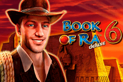 logo book of ra 6 novomatic slot game