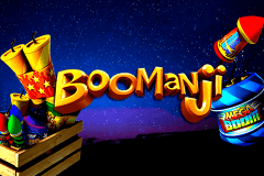 logo boomanji betsoft slot game