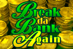 logo break da bank again microgaming slot game