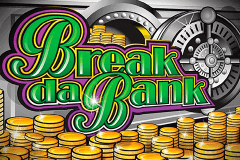 logo break da bank microgaming slot game