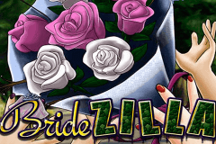 logo bridezilla microgaming slot game