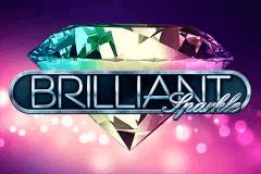 logo brilliant sparkle merkur slot game
