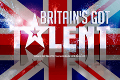 logo britains got talent playtech slot game