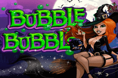 logo bubble bubble rtg slot game