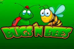 logo bugsn bees novomatic slot game
