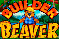 logo builder beaver rtg slot game