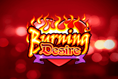 logo burning desire microgaming
