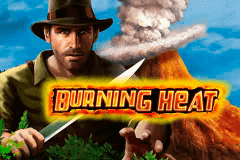 BURNING HEAT MERKUR SLOT GAME