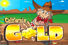 logo california gold nextgen gaming slot game