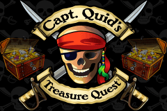 logo capt quids treasure quest igt slot game
