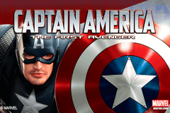 logo captain america playtech slot game