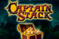 logo captain stack merkur slot game
