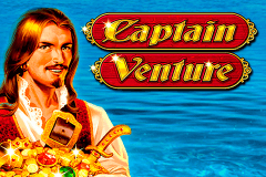logo captain venture novomatic slot game
