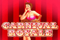 logo carnival royale genesis slot game
