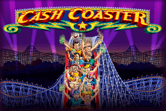 logo cash coaster igt slot game