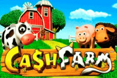 logo cash farm novomatic slot game