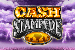 logo cash stampede nextgen gaming slot game