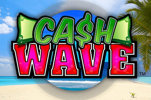 logo cash wave bally slot game
