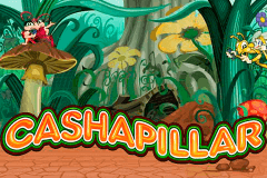 logo cashapillar microgaming slot game