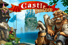 logo castle builder rabcat slot game