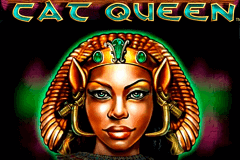 logo cat queen playtech slot game