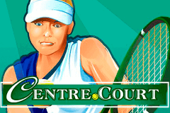 logo centre court microgaming slot game