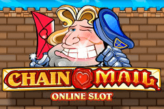 logo chain mail microgaming slot game