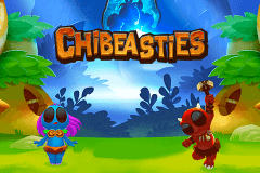 logo chibeasties yggdrasil slot game