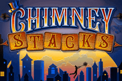 logo chimney stacks bally slot game