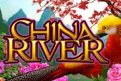 logo china river bally slot game