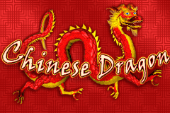 logo chinese dragon merkur slot game