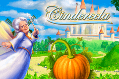 logo cindereela novomatic slot game